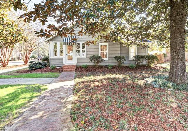 775 N Ashe Street, Southern Pines, NC 28387 (MLS #203813) :: Pines Sotheby's International Realty