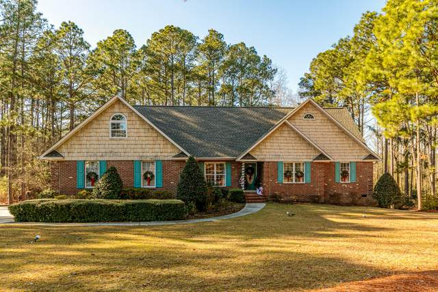 201 Beane Run, Rockingham, NC 28379 (MLS #203823) :: Pines Sotheby's International Realty