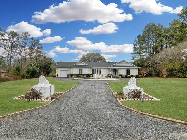 6 Wedgewood Drive, Jackson Springs, NC 27281 (MLS #203842) :: Pinnock Real Estate & Relocation Services, Inc.