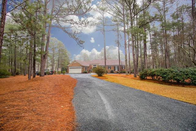 25 Linville Drive, Pinehurst, NC 28374 (MLS #203863) :: Pines Sotheby's International Realty