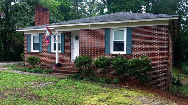 805 Hillcrest Drie, Rockingham, NC 28379 (MLS #203872) :: On Point Realty