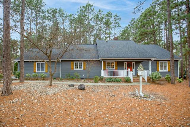 260 Lakewood Drive, Pinehurst, NC 28374 (MLS #203876) :: Pines Sotheby's International Realty