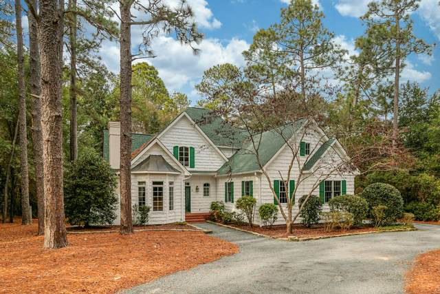 5 E Mccaskill Road, Pinehurst, NC 28374 (MLS #203879) :: Pines Sotheby's International Realty
