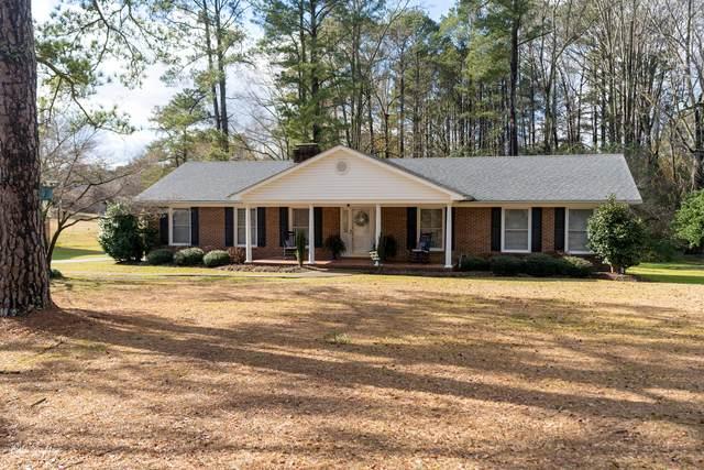 119 Creek Run Lane, Rockingham, NC 28379 (MLS #203885) :: Pinnock Real Estate & Relocation Services, Inc.