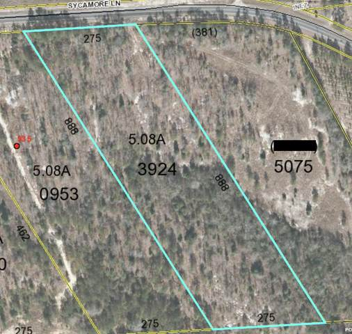 Tbd Sycamore Lane, Jackson Springs, NC 27281 (MLS #203890) :: Pines Sotheby's International Realty