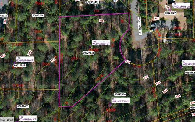 102 Wolverton Court, West End, NC 27376 (MLS #203927) :: Towering Pines Real Estate
