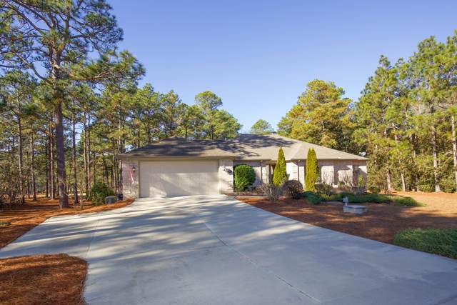 67 Sandpiper Drive, Whispering Pines, NC 28327 (MLS #203930) :: Pines Sotheby's International Realty