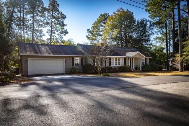 707 S Ridge Street, Southern Pines, NC 28387 (MLS #203935) :: Pines Sotheby's International Realty