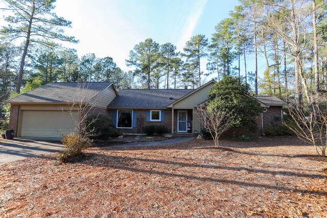 11 Sunset Drive, Whispering Pines, NC 28327 (MLS #203959) :: Pines Sotheby's International Realty