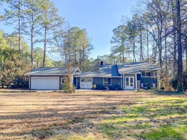 4 Shadow Lane, Whispering Pines, NC 28327 (MLS #203976) :: Pines Sotheby's International Realty
