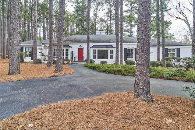 165 Halcyon Drive, Southern Pines, NC 28387 (MLS #203980) :: Pines Sotheby's International Realty