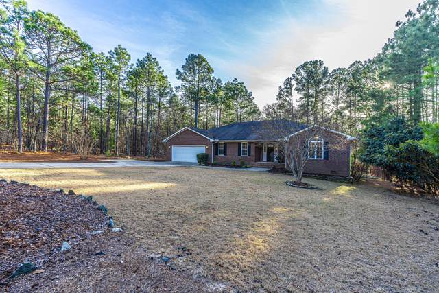 103 Baker Circle, West End, NC 27376 (MLS #203988) :: Pines Sotheby's International Realty