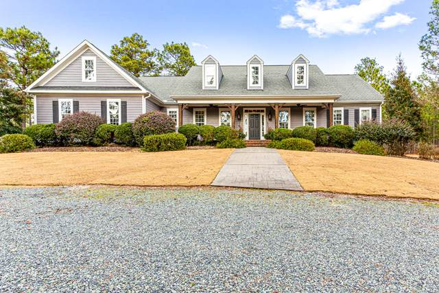 160 Lake Auman Way, West End, NC 27376 (MLS #203994) :: On Point Realty