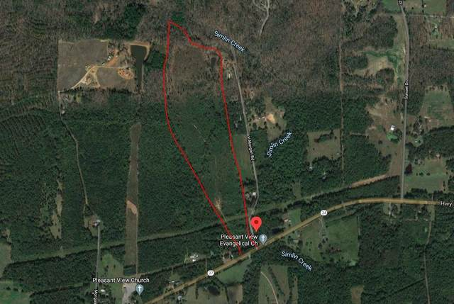 13766 Nc Hwy 24-27, Eagle Springs, NC 27242 (MLS #203997) :: Pinnock Real Estate & Relocation Services, Inc.