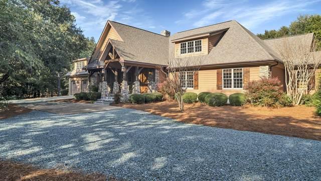 966 Linden Road, Pinehurst, NC 28374 (MLS #204014) :: Pines Sotheby's International Realty