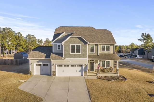 265 Cashew Loop, Cameron, NC 28326 (MLS #204038) :: Pinnock Real Estate & Relocation Services, Inc.