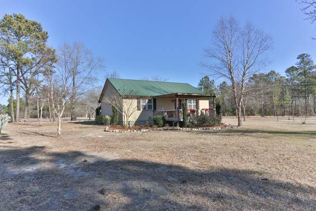458 Peggy Mill Road, Hamlet, NC 28345 (MLS #204047) :: Pinnock Real Estate & Relocation Services, Inc.