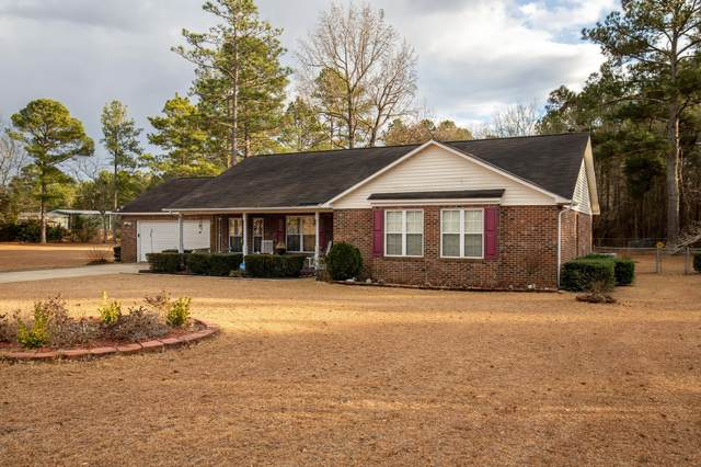 268 Pinehaven Drive, Raeford, NC 28376 (MLS #204050) :: Pinnock Real Estate & Relocation Services, Inc.