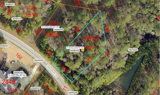 41 Middlebury Road, Pinehurst, NC 28374 (MLS #204058) :: Pines Sotheby's International Realty