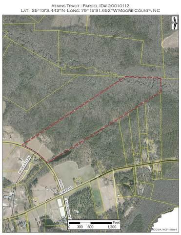 Tbd Aiken Road, Vass, NC 28394 (MLS #204074) :: Pinnock Real Estate & Relocation Services, Inc.