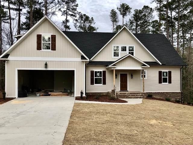 182 Lakeview Drive, Whispering Pines, NC 28327 (MLS #204085) :: Pines Sotheby's International Realty