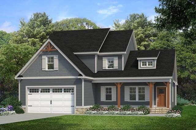 262 Cameron Avenue, Vass, NC 28394 (MLS #204090) :: Pines Sotheby's International Realty