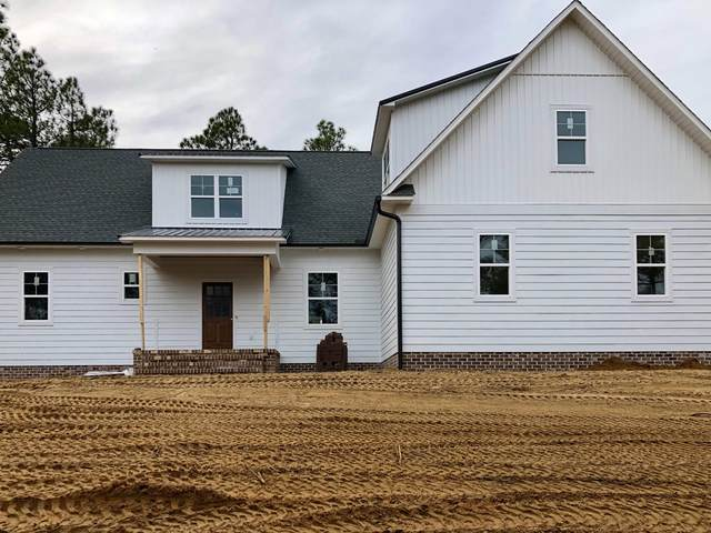 117 Dennis Circle, West End, NC 27376 (MLS #204096) :: Pines Sotheby's International Realty