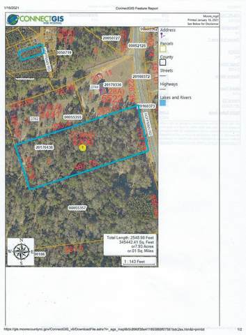 2770 Hoffman Road, Jackson Springs, NC 27281 (MLS #204098) :: Pines Sotheby's International Realty