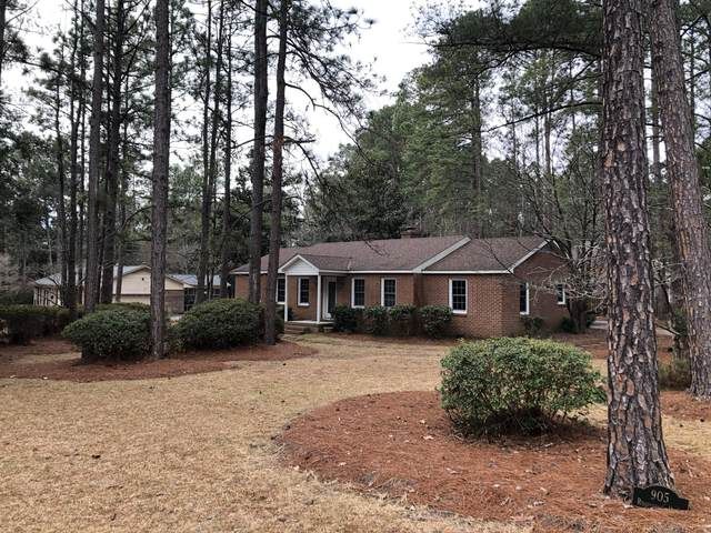 905 Robinwood Road, Aberdeen, NC 28315 (MLS #204100) :: Pines Sotheby's International Realty