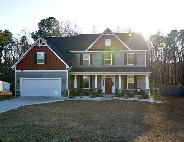 21 Dandelion Place, Spring Lake, NC 28390 (MLS #204102) :: Pines Sotheby's International Realty