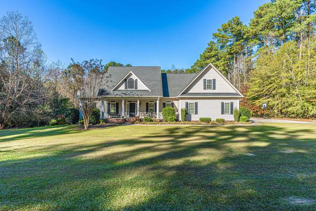1002 Sunset Drive, Carthage, NC 28327 (MLS #204116) :: Pines Sotheby's International Realty