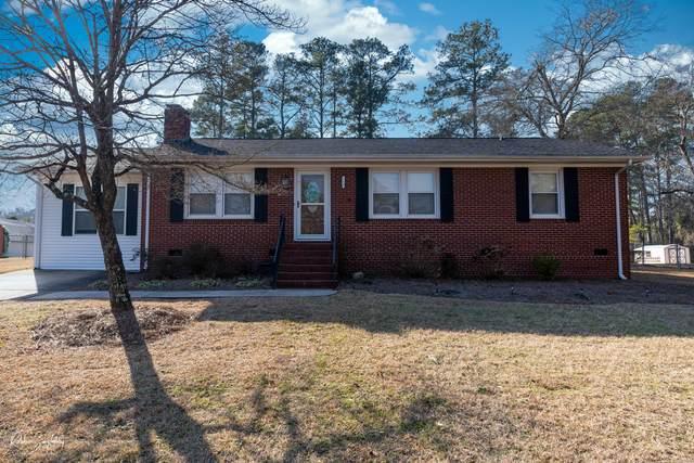 114 Mcdonald Drive, Rockingham, NC 28379 (MLS #204119) :: Pines Sotheby's International Realty