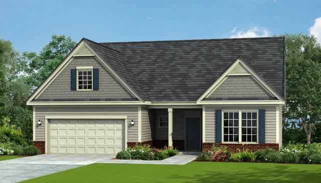 725 Avenue Of The Carolinas, Carthage, NC 28327 (MLS #204131) :: Towering Pines Real Estate