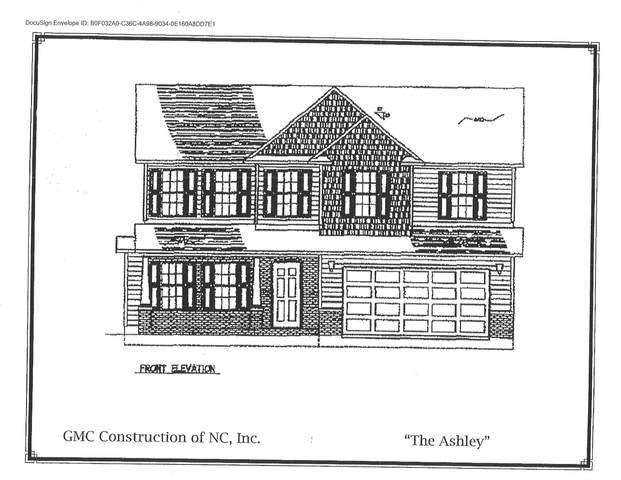 1252 Yellowwood Drive, Aberdeen, NC 28315 (MLS #204136) :: Pines Sotheby's International Realty