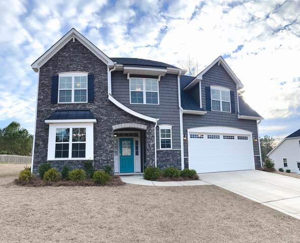 111 Mayfield Court, Whispering Pines, NC 28327 (MLS #204147) :: Pinnock Real Estate & Relocation Services, Inc.
