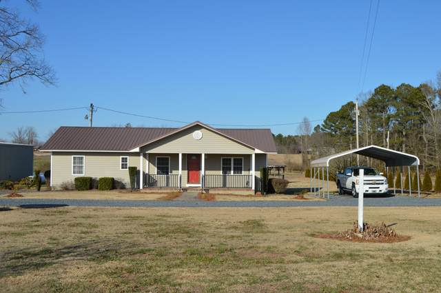 2194 Dowd Road Road, Carthage, NC 28327 (MLS #204174) :: Pines Sotheby's International Realty