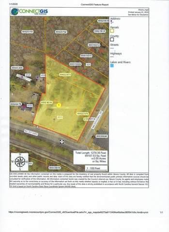 4115 Nc-211, West End, NC 27376 (MLS #204196) :: Towering Pines Real Estate