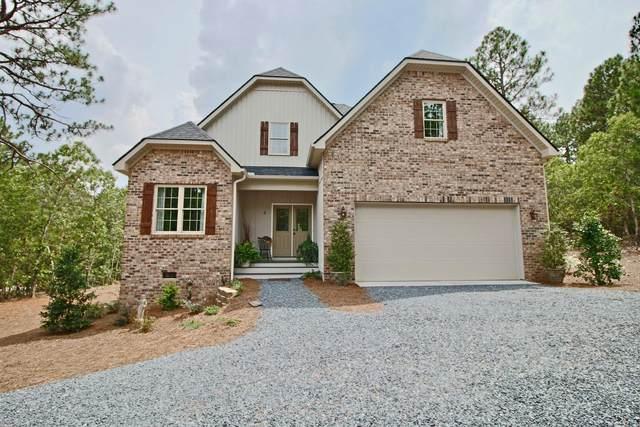 4 Woodland Circle, Jackson Springs, NC 27281 (MLS #204216) :: Pines Sotheby's International Realty