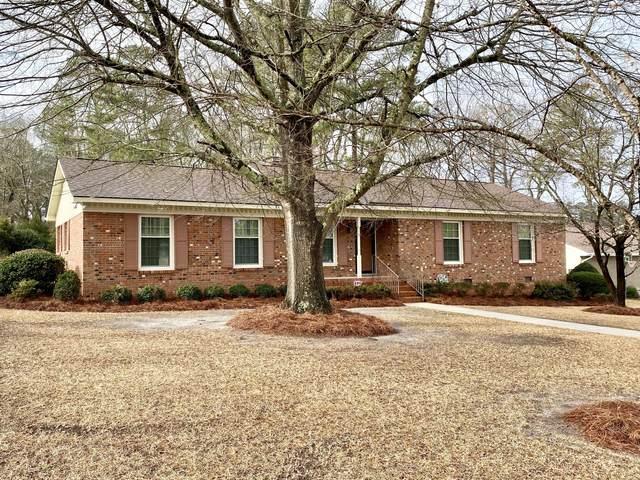 905 Hillcrest Drive, Rockingham, NC 28379 (MLS #204262) :: Pinnock Real Estate & Relocation Services, Inc.