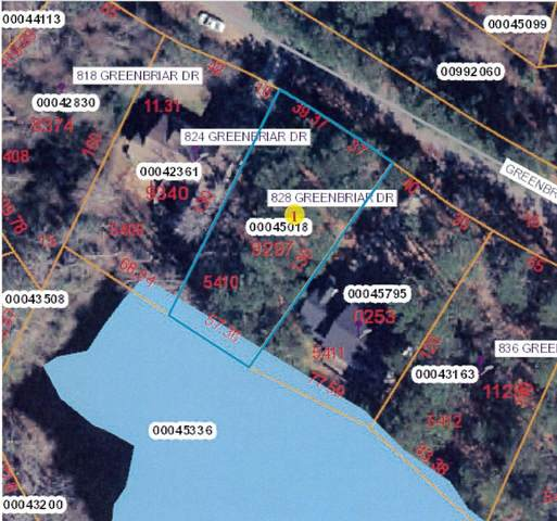 828 Greenbriar Drive, Vass, NC 28394 (MLS #204289) :: Pinnock Real Estate & Relocation Services, Inc.