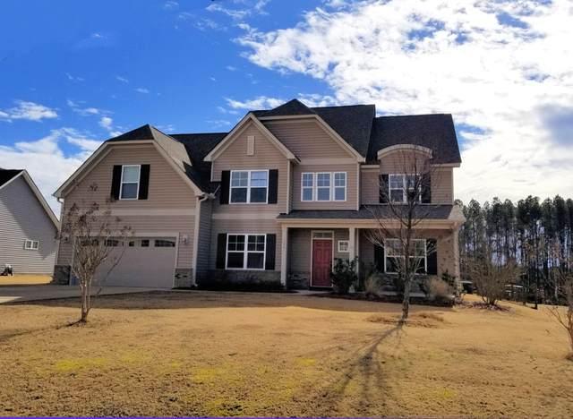 153 Farmhouse Lane, Carthage, NC 28327 (MLS #204363) :: Pines Sotheby's International Realty