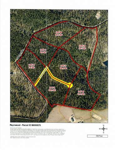 Tbd Tufts Vista, Jackson Springs, NC 27281 (MLS #204380) :: On Point Realty