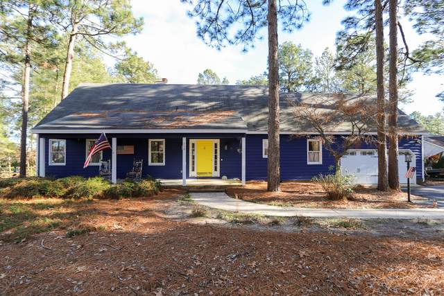 119 Pineneedle Drive, West End, NC 27376 (MLS #204382) :: Towering Pines Real Estate