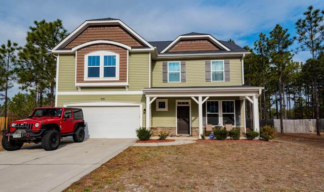 4040 Irwin Drive, Aberdeen, NC 28315 (MLS #204408) :: Pines Sotheby's International Realty