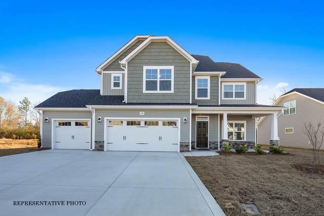 870 Winston Pines Drive, Aberdeen, NC 28315 (MLS #204411) :: Towering Pines Real Estate
