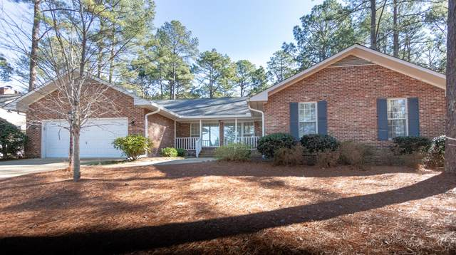 260 SW Lake Forest Drive, Pinehurst, NC 28374 (MLS #204448) :: Pines Sotheby's International Realty