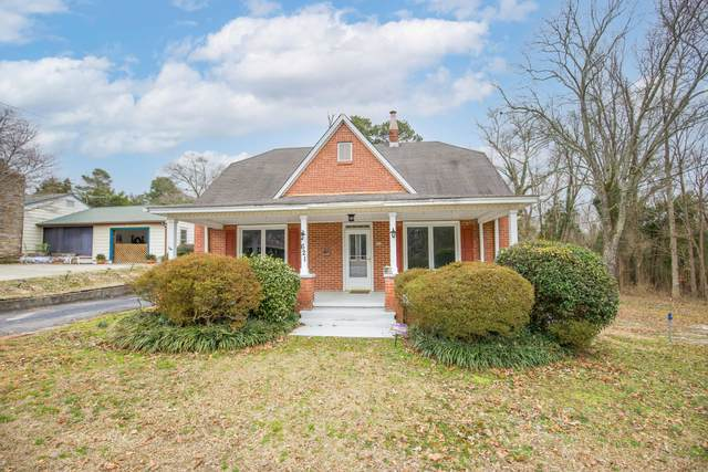 621 S Mcneill Street, Carthage, NC 28327 (MLS #204480) :: Pinnock Real Estate & Relocation Services, Inc.