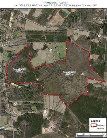 Tbd Mount Carmel Road, Carthage, NC 28327 (MLS #204485) :: Pinnock Real Estate & Relocation Services, Inc.