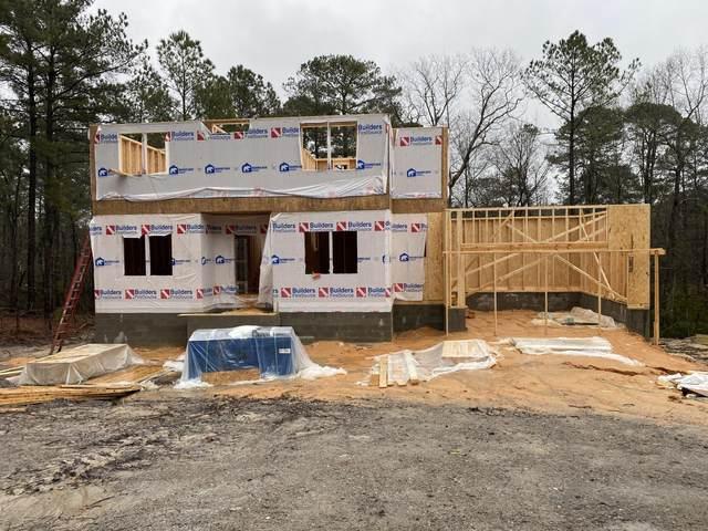 130 Sandhills Circle, Pinehurst, NC 28374 (MLS #204496) :: Towering Pines Real Estate