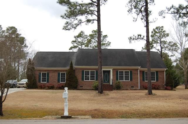 298 Chestnut Drive, Vass, NC 28394 (MLS #204527) :: Pinnock Real Estate & Relocation Services, Inc.